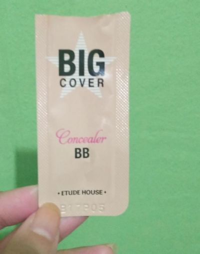 Etude House Big Cover Concealer BB SPF50+/PA+++