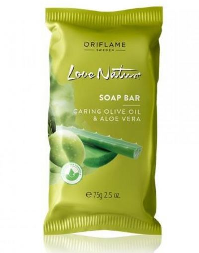 Love Nature Caring Olive Oil and Aloevera