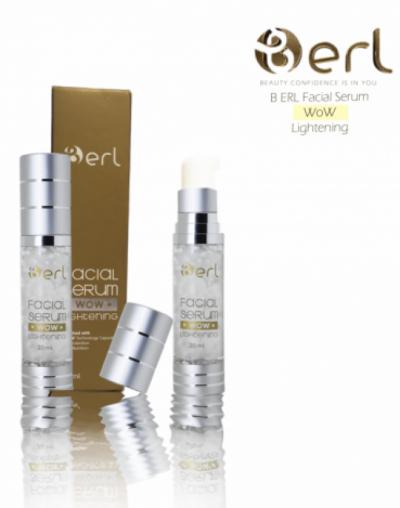 B Erl Cosmetic Facial Serum WoW Lightening
