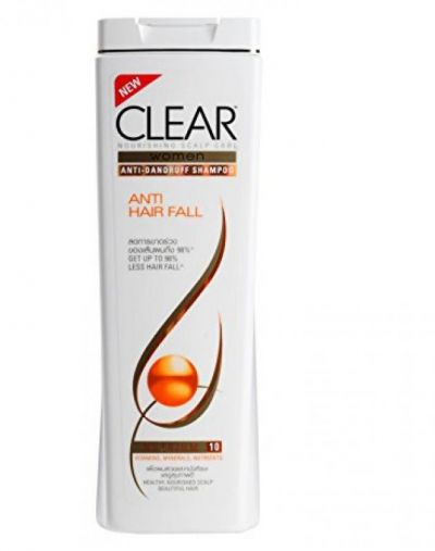 CLEAR Anti-Hairfall Shampoo