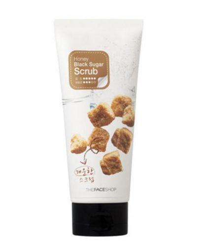 The Face Shop Black Sugar Scrub