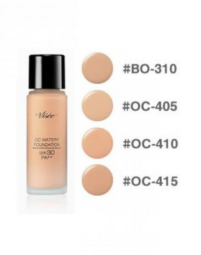 KOSE Visee CC Watery Foundation
