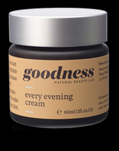 Goodness Every Evening Cream