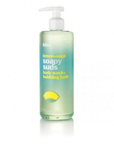 Bliss Lemon Sage Soapy Suds