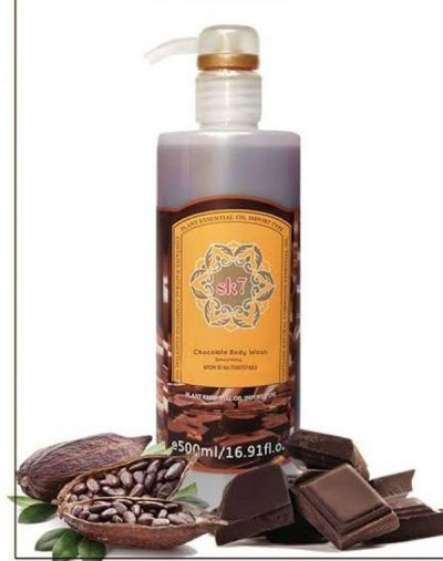 SK7 Chocolate Shower Gel