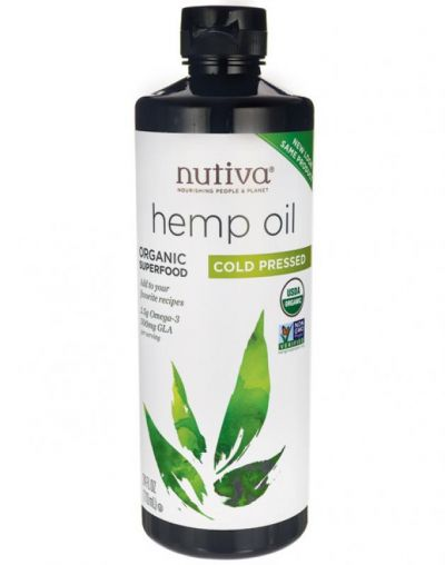 Nutiva Hemp Oil