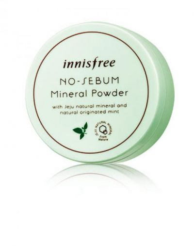 No-Sebum Mineral Powder