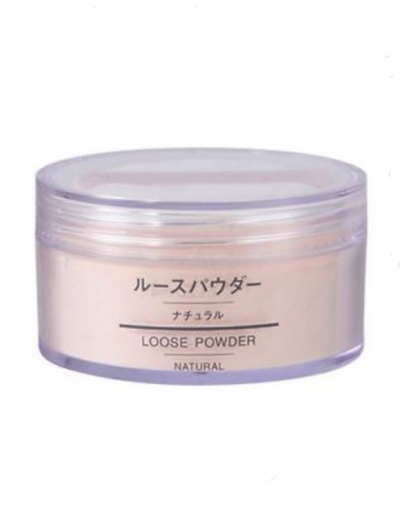 Muji Loose Powder Natural S S12