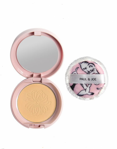 Paul and Joe Silky Pressed Powder