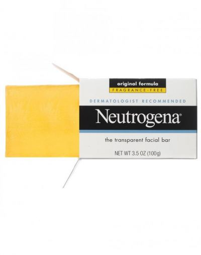 Neutrogena Original Fragrance Free Transparent Facial Bar
