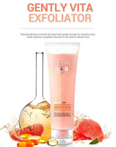 Skin & Lab skin & lab gently vita exfoliator