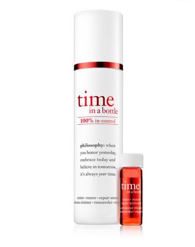 Philosophy Time in a Bottle In-Control Resist Renew Repair Serum