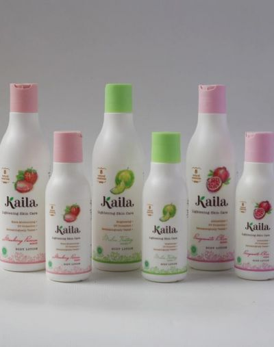 Kaila Lightening Skin Care Body Lotion