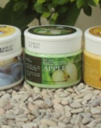 Body Butter Apple Susu Domba