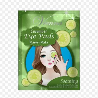 Vienna Vienna Cucumber Eye Pads