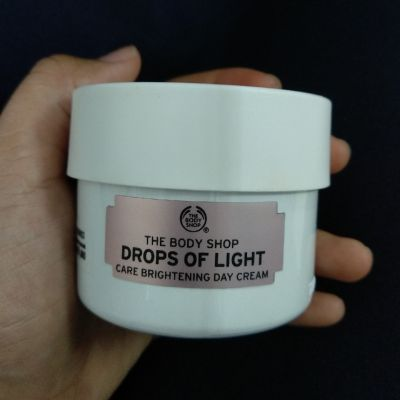 Drop Of Light Care Brightening Day Cream