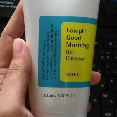Cosrx Low pH Good Morning Gel Cleanser Cosrx