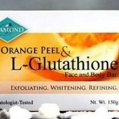 Harmony and Wellness Diamond Orange Peel