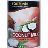 Cultusia Coconut Milk Hair Mask