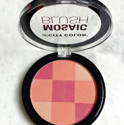 City Color City Color Mosaic Blush