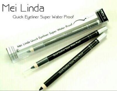 Mei Linda Mei Linda Quick Eyeliner Super Waterproof