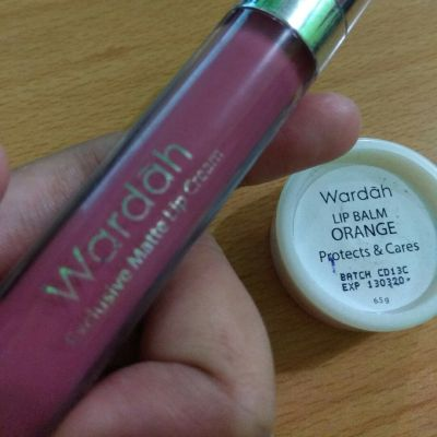 Wardah Wardah Exclusive Matte Lip Cream 09