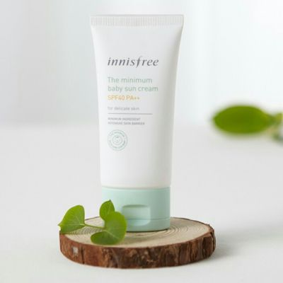 Innisfree The Minimum Baby Sun Screen