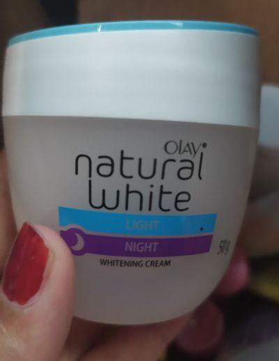 Olay Olay Natural White Night