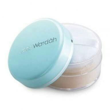 Wardah luminous loose powder