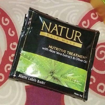 Natur Natur Hair Mask Nutritive Treatment