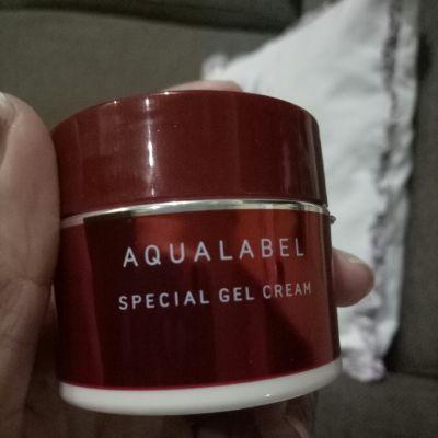 Shiseido aqua label