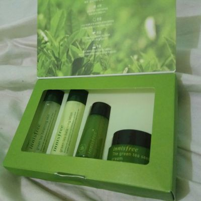 Innisfree innisfree green tea special kit