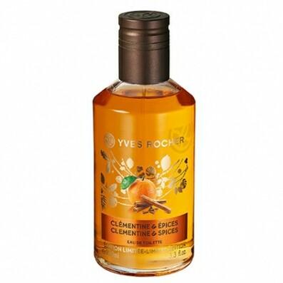 Yves Rocher Clementine & Spices Eau De Toilette