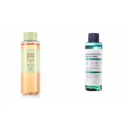 pixy glow tonic & toner some by mi
