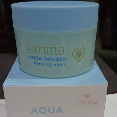 Emina Emina Aqua Infused Sleeping Mask