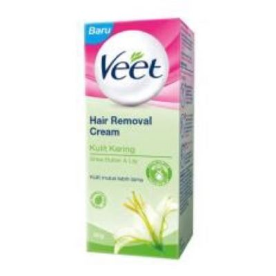 Hair removal cream
