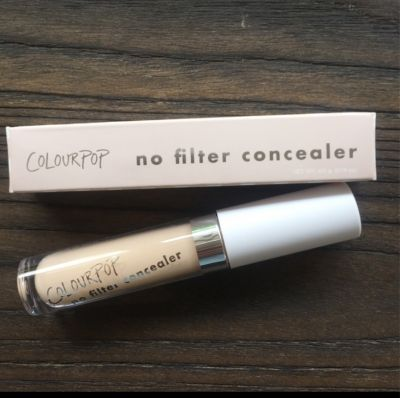Colourpop Cosmetics No filter concealer
