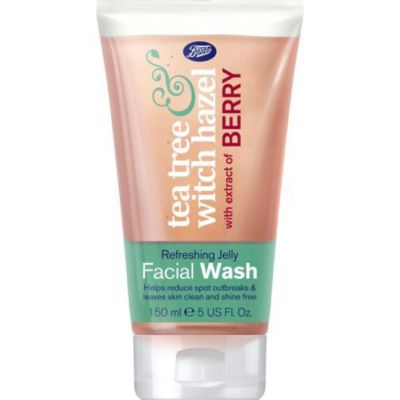 Refreshing Jelly Facial Wash
