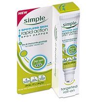 Simple Spotless Skin Zapper Spot