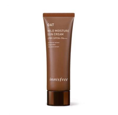 Innisfree Oat Mild Moisture Sun Cream SPF50+ PA+++