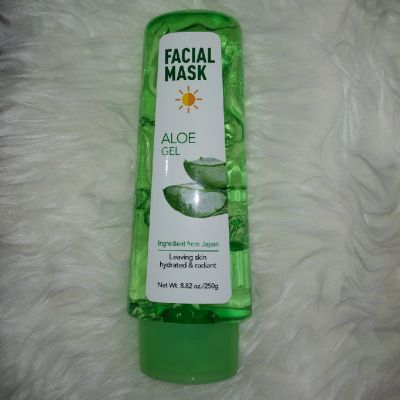 Aloe Gel Facial Mask
