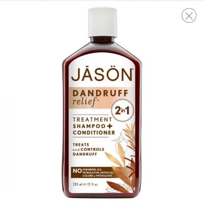 Jason Natural Jason Anti Dandruff 2in1 shampoo + conditioner