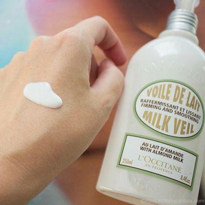 L'Occitane L'Occitane Viole De Lait Milk Veil
