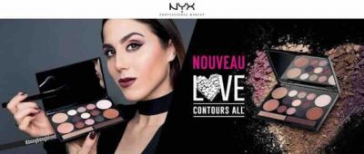 NYX NYX Love contour all palette