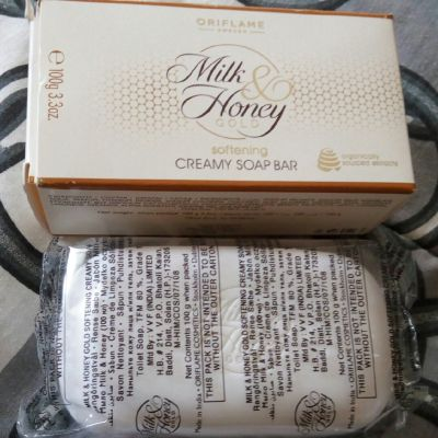 Oriflame milk n honey