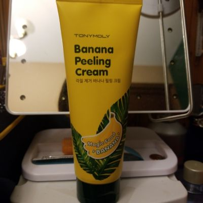 Tony Moly Banana Peeling Cream