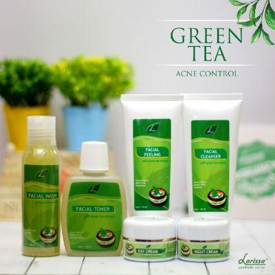 Larissa new grean tea extract series