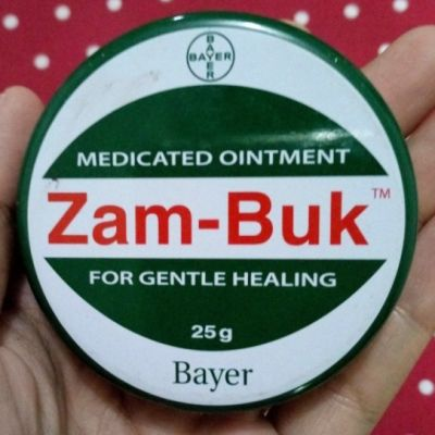 Bali Blossom Tonikum Bayer Zambuk