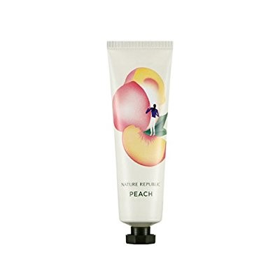 Nature Republic Nature Republic Hand & Nature Hand Cream 30 ml #Peach