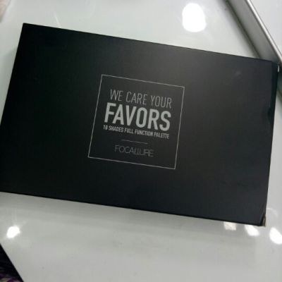 Focallure Focallure Your Favors 18 Eyeshadow Pallete